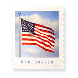 Current and historical Price of a Forever Stamp | United States